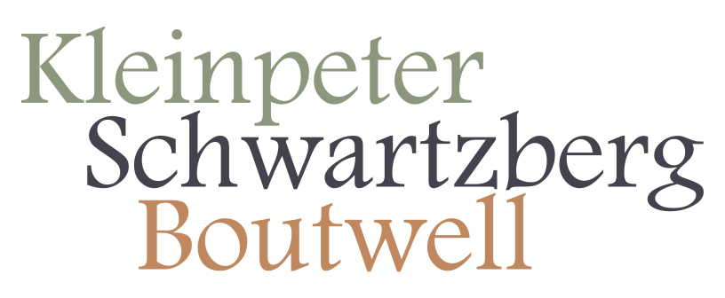 Kleinpeter | Schwartzberg | Boutwell
